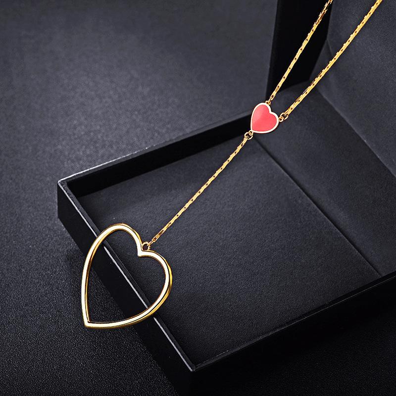 fashion costume necklace 830068