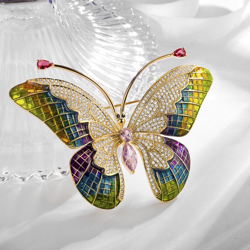 fashion jewelry brooch 850439