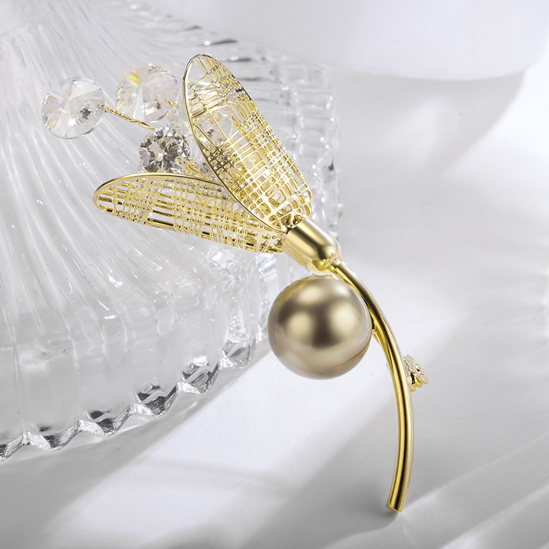 fashion jewelry brooch 850488
