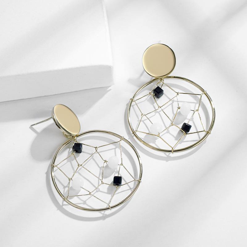 fashion creative metal earring 821546