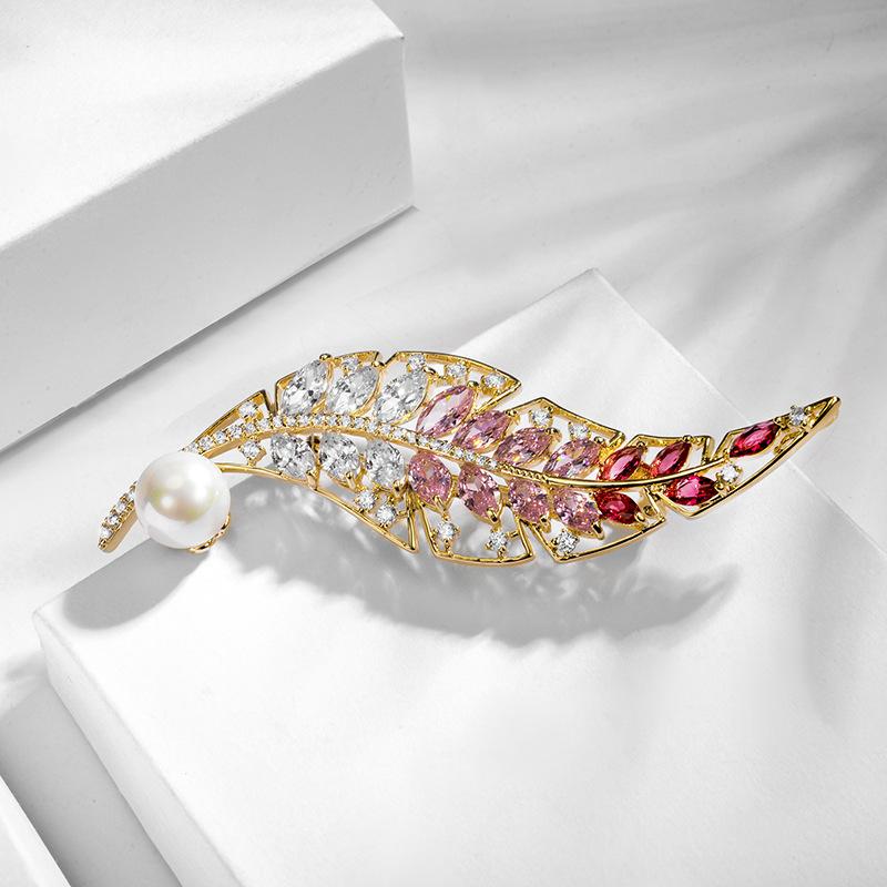 fashion jewelry brooch 850496