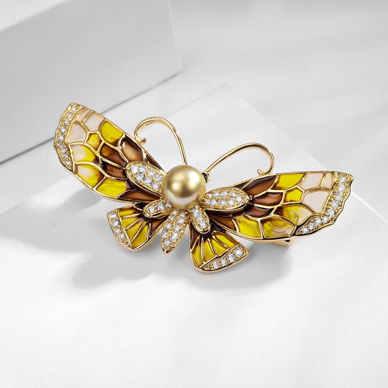 fashion jewelry brooch 850442