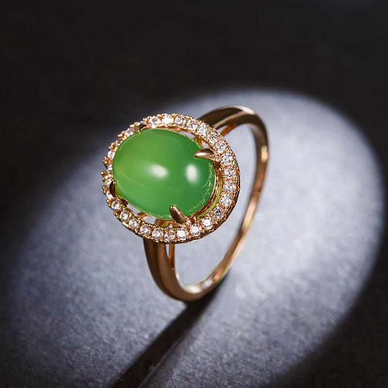 fashion opal jewelry ring 97679