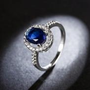 fashion zircon jewelry ring 89304