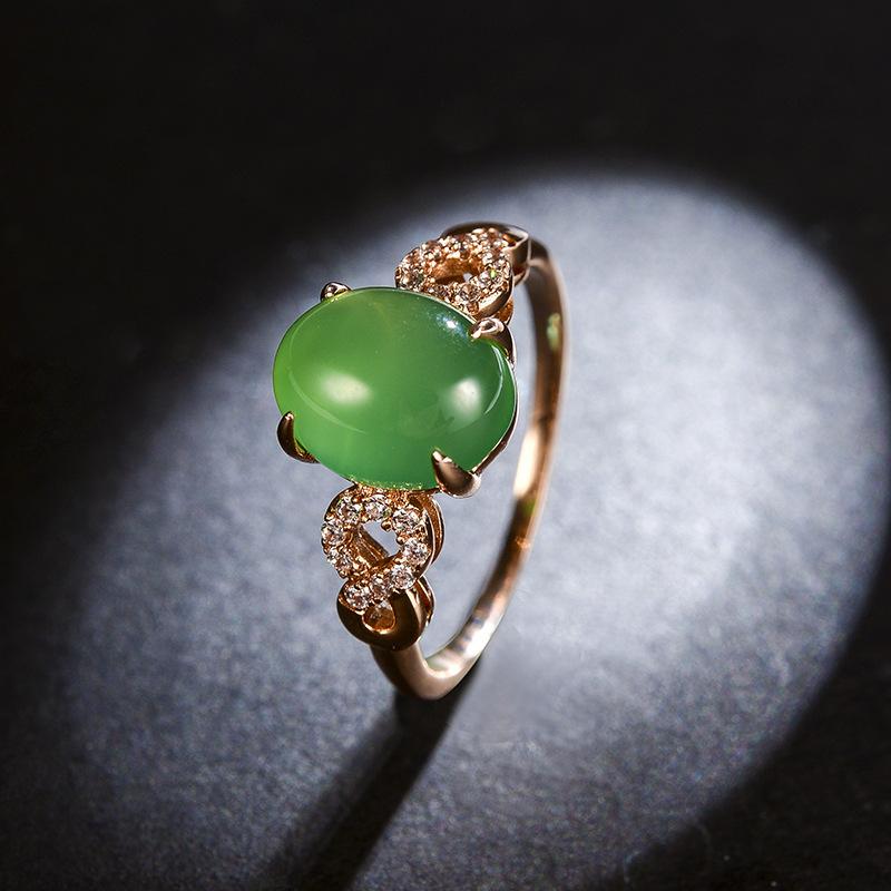 fashion opal jewelry ring 97682