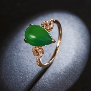 fashion opal jewelry ring 97681