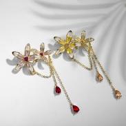 fashion jewelry brooch 850409
