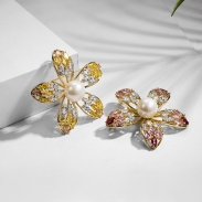 fashion jewelry brooch 850377