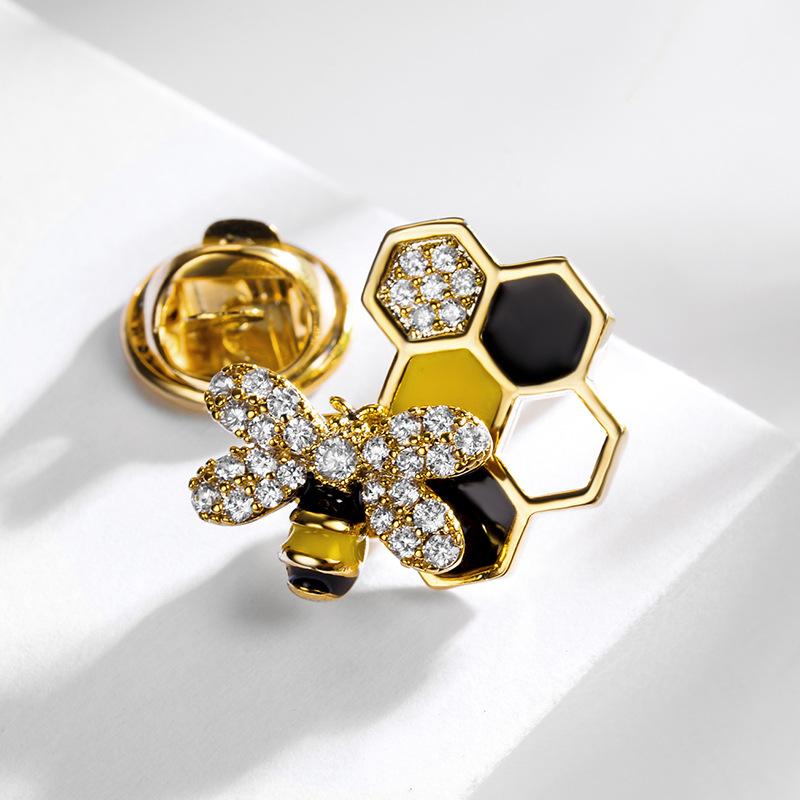 fashion jewelry brooch 850422