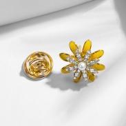 fashion jewelry brooch 850423