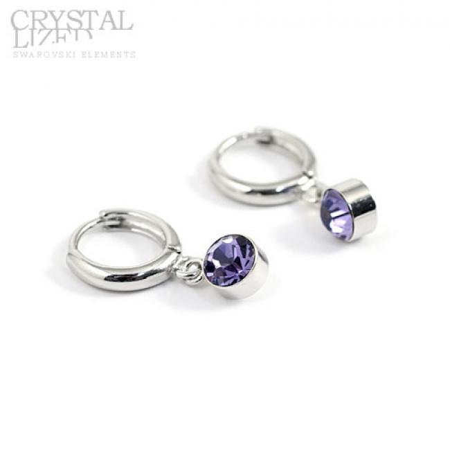 Austrian crystal earrings 85123